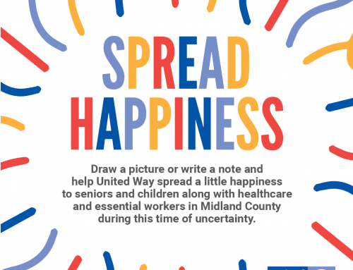 Midland's United Way invites community to spread happiness