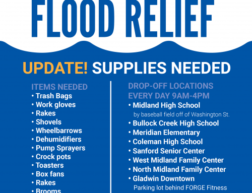 Looking to donate or access flood relief items? Follow this process, says United Way