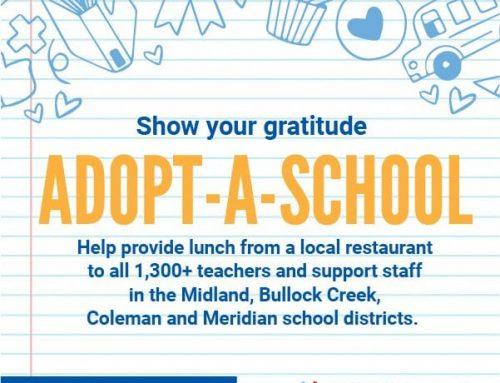 Show a little Gratitude: Adopt-a-School