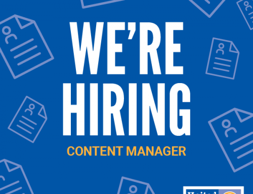 We're Hiring! Content Manager