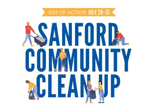 United Way Day of Action Focused on Flood Recovery in Greater Sanford Area
